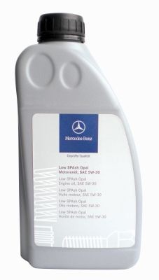 Mercedes-Benz LowSpash Opal Motorol